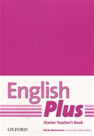 English Plus Starter Teacher´s Book with photocopiable resurces