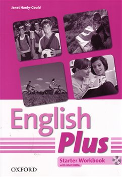 Obálka titulu English Plus Starter WorkBook + MultiROM(International Edition)