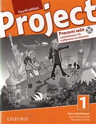 Project 1 Fourth Edition pracovní sešit + CD