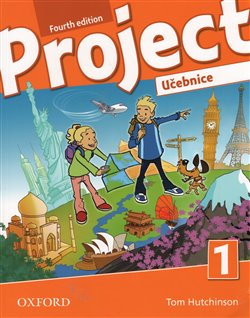 Obálka titulu Project 1 Fourth Edition učebnice
