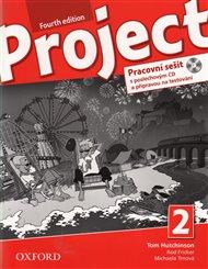 Project 2 Fourth Edition pracovní sešit + audio CD