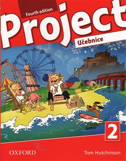 Obálka titulu Project 2 Fourth Edition učebnice