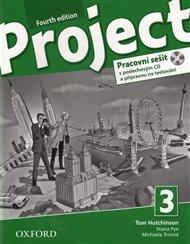 Project 3 Fourth Edition pracovní sešit + audio CD
