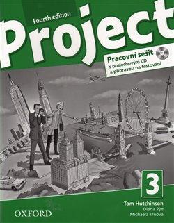 Obálka titulu Project 3 Fourth Edition pracovní sešit + audio CD