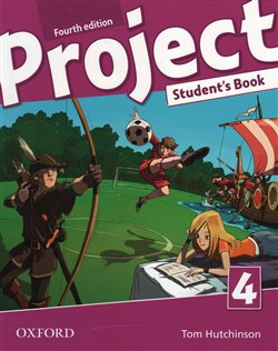 Obálka titulu Project 4 Fourth Edition Student´s Book