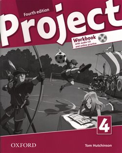 Obálka titulu Project 4 Fourth Edition WorkBook+audio CD