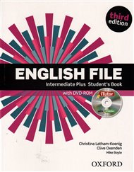 English File Third Edition Intermediate Plus Student´s Book + iTutor DVD