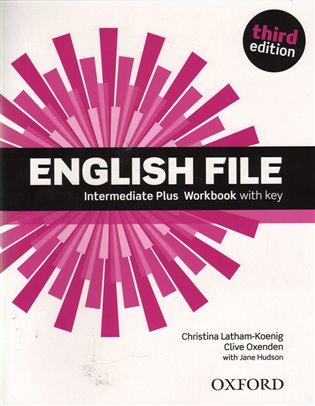 English File Third Edition Intermediate Plus Workbook with Answer Key