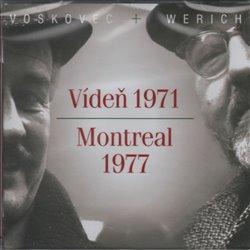 Obálka titulu Vídeň 1971/Montreal 1977