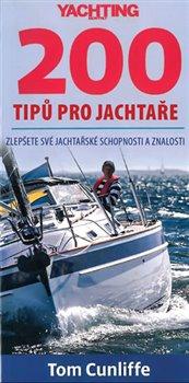 Obálka titulu 200 tipů pro jachtaře