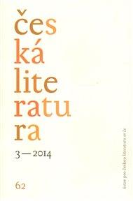 Česká literatura 3/2014