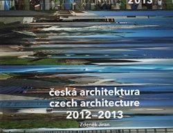 Obálka titulu Česká architektura 2012-2013