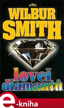 Obálka titulu Lovci diamantů