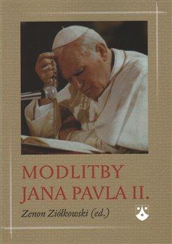 Obálka titulu Modlitby Jana Pavla II.