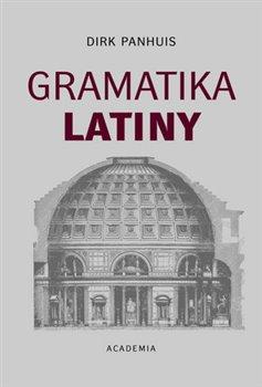 Obálka titulu Gramatika latiny