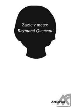 Obálka titulu Zazie v metre