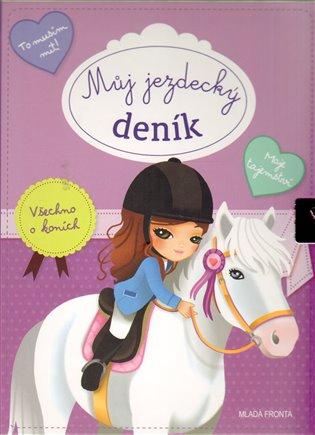 Můj jezdecký deník - Christelle Huet-Gomez,   Booksquad.ink