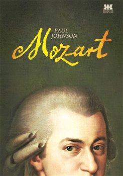 Obálka titulu Mozart