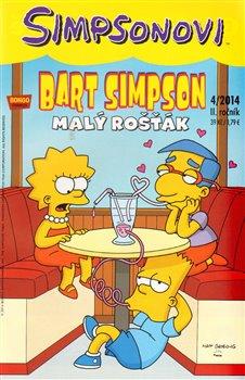 Obálka titulu Bart Simpson 8 4/2014: Malý rošťák