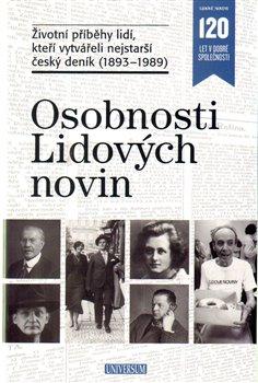 Obálka titulu Osobnosti Lidových novin