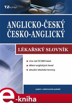 Obálka titulu Anglicko-český/ česko-anglický lékařský slovník