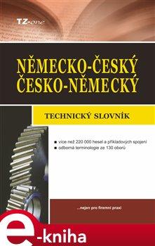 Obálka titulu Německo-český/ česko-německý technický slovník