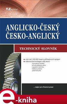 Obálka titulu Anglicko-český/ česko-anglický technický slovník