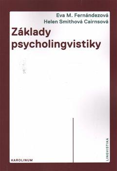 Obálka titulu Základy psycholingvistiky
