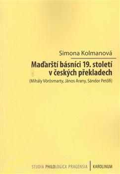 Obálka titulu Maďarští básníci 19. století v českých překladech