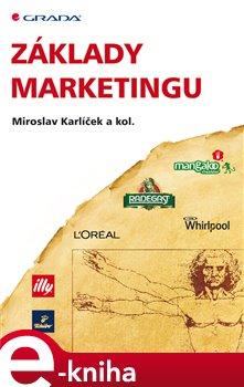 Obálka titulu Základy marketingu