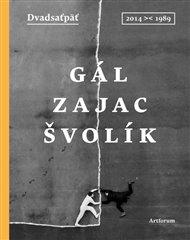 Těch knih, které letos vyjdou a budou nějak spojeny s výročím Listopadu 89 a s pohledem do zpětného zrcátka, bude asi víc. Tahle je první. Jde o dvojhlas dvou slovenských intelektuálů - Fedora Gála a Petera Zajace. Obrazový doprovod obstaraly fotky Miro Švolíka.