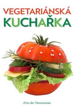 Obálka titulu Vegetariánská kuchařka