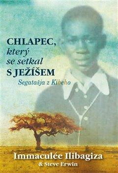 Obálka titulu Chlapec, který se setkal s Ježíšem