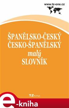 Obálka titulu Španělsko-český/ česko-španělský malý slovník