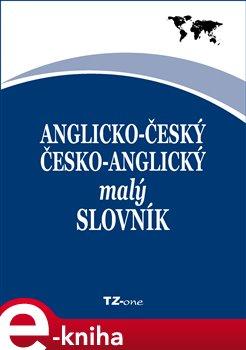 Obálka titulu Anglicko-český/ česko-anglický malý slovník