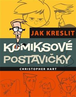Obálka titulu Jak kreslit komiksové postavičky
