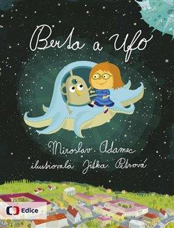 Obálka titulu Berta a Ufo