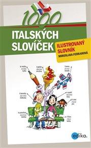 1000 italských slovíček- ilustrovaný slovník