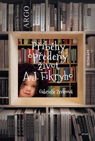 Příběhy opředený život A. J. Fikryho - Gabrielle Zevinová   Replicamaglie.com