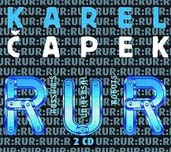 Obálka titulu RUR