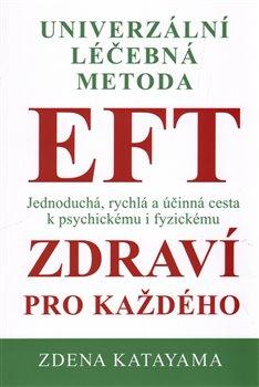 Obálka titulu EFT zdraví pro každého
