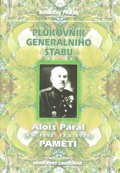 Obálka titulu Plukovník generálního štábu