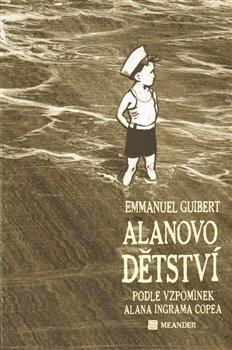 Obálka titulu Alanovo dětství