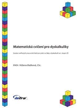 Obálka titulu Matematická cvičení pro dyskalkuliky