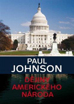 Obálka titulu Dějiny amerického národa