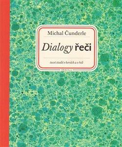 Obálka titulu Dialogy řeči