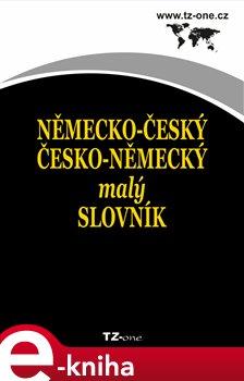 Obálka titulu Německo-český/ česko-německý malý slovník