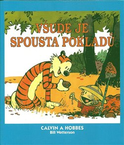 Obálka titulu Calvin a Hobbes 10: Všude je spousta pokladů