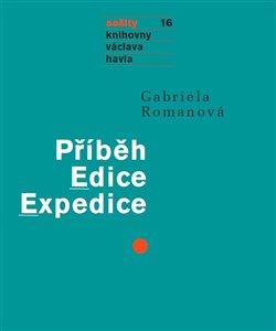 Obálka titulu Příběh Edice Expedice