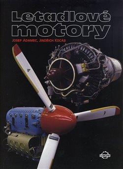 Obálka titulu Letadlové motory